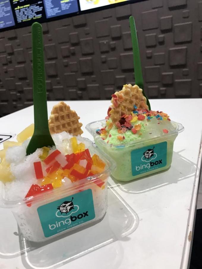 Bingbox Korean Shaved Ice NYC