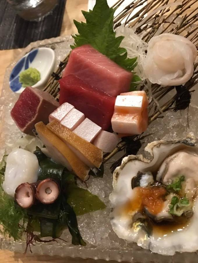 Sakanaya Best Omakase In NYC