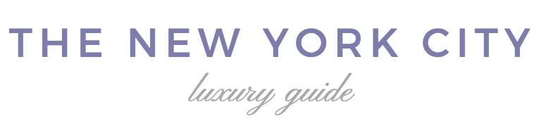 New York City NYc Travel guide luxury